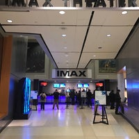Photo taken at IMAX® Theater by Skyler H. on 12/20/2016