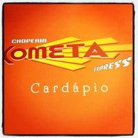 Foto tirada no(a) Cometa Express por Luciano C. em 3/23/2013