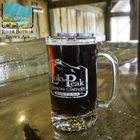 Photo taken at Lolo Peak Brewing Company by Radd I. on 9/23/2015
