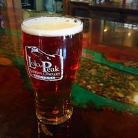 Photo taken at Lolo Peak Brewing Company by Radd I. on 10/18/2015