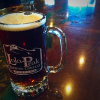 Photo taken at Lolo Peak Brewing Company by Radd I. on 11/8/2015
