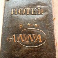 Photo taken at Hotel ANNA Prague by Hans G. on 11/23/2012