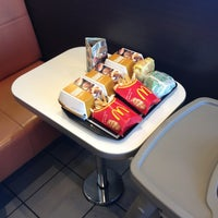 Photo taken at McDonald's by Ryousuke.9 on 2/24/2013