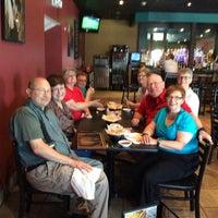 Photo taken at Botanas Restaurant and Bar by Joseph T. on 5/12/2014