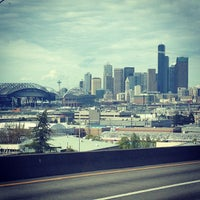 Photo taken at Downtown Seattle by McCanne S. on 4/17/2013