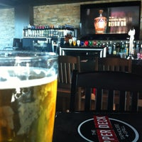 Photo taken at The Upper Deck TapHouse + Grill by Jeremy M. on 5/4/2013