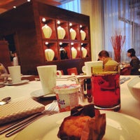 Photo taken at Sheraton Bratislava Hotel by Roberto D. on 1/24/2013