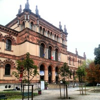 Photo taken at Museo Civico di Storia Naturale by Roberto D. on 10/11/2012