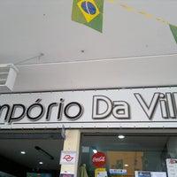 Photo taken at Empório Da Villa by Paula P. on 6/19/2014