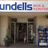 Photo taken at Lundells Bok & Kontor by Thomas B. on 6/21/2013