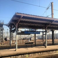 Photo taken at Gare SNCF de Clichy Levallois by Pascal M. on 2/19/2013