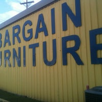 Photo taken at Bargain Furniture by Gary J. on 10/13/2012