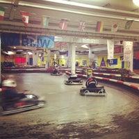 Das Foto wurde bei Formula Kartbahn von Simon am 1/9/2013 aufgenommen