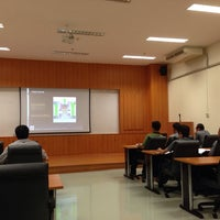 Photo taken at Department of Tool & Materials Engineering by จิราพร ศ. on 11/5/2013