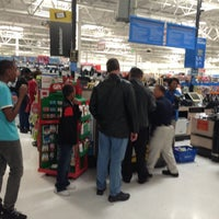Photo taken at Walmart Supercenter by Andy V. on 11/23/2012