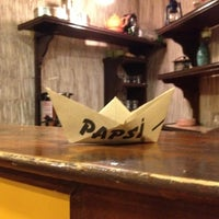 Photo taken at Papsi Pizza by Ayse Y. on 1/20/2013