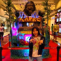 Photo taken at Resorts World Activity Area by Raymund Johnson A. on 12/1/2013