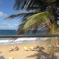 Photo taken at Atlantic Beach Hotel by shaun c. on 1/28/2013