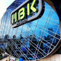Photo taken at MBK Center by Stevia on 7/7/2013