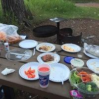 Photo taken at Fish Creek Park - Glennfield by Sveta S. on 8/17/2015