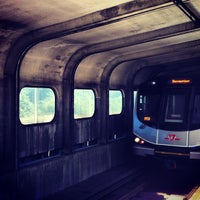 Photo taken at Yorkdale Subway Station by Jason C. on 7/13/2013