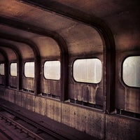 Photo taken at Yorkdale Subway Station by Jason C. on 11/29/2012