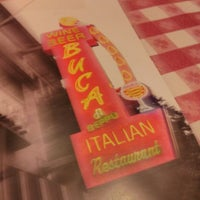 Photo taken at Buca di Beppo Italian Restaurant by Kenneth Y. on 3/4/2013