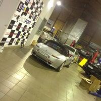 Снимок сделан в Raceport пользователем Алексей О. 10/24/2012