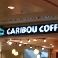 Photo taken at Caribou Coffee by Eduardo A. on 11/14/2012