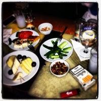 Photo taken at Aztek Restaurant by Miranda Serli E. on 2/22/2013