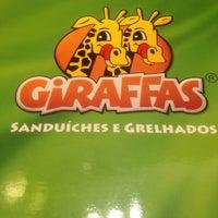 Photo taken at Giraffas by Luciene S. on 4/21/2013