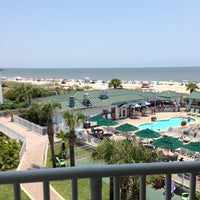 Photo taken at Tybee Island by Ed M. on 6/18/2013