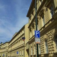 Photo taken at Ministerstvo spravedlnosti by František F. on 4/26/2013