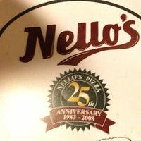 Снимок сделан в Nello's Pizza пользователем Mission Beach Rentals 12/17/2012