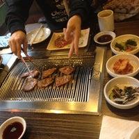 Photo taken at Gangnam BBQ by Gary E. on 4/3/2014