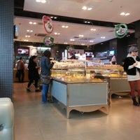 Photo taken at Paris Baguette 巴黎贝甜 by Bill B. on 12/12/2012