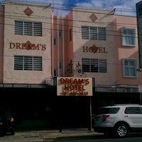 Photo taken at Dream's Hotel by Jeff S. on 2/17/2013