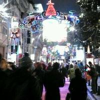 Photo taken at Abdi İpekçi Caddesi by Zafer K. on 12/31/2012
