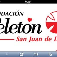 Photo taken at Fundación Teletón San Juan de Dios by Kari T. on 7/17/2013
