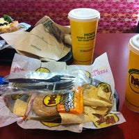 Photo taken at Moe's Southwest Grill by Erin H. on 4/6/2013