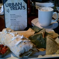 Photo taken at Urban Eatery by Toshie Y. on 11/4/2012