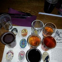 Photo taken at Rooster Fish Brewing Tasting Room and Beer Garden by PJ P. on 9/23/2013