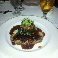 Photo taken at Blue Restaurant & Bar by Matthew S. on 4/19/2013