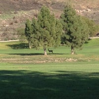 Photo taken at Camarillo Springs Golf Course by Jeff on 4/8/2014