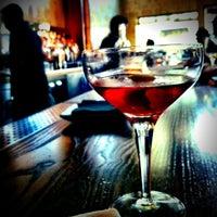 Photo taken at Plum Bar + Restaurant by Scott W. on 3/11/2013