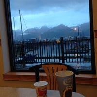 Photo taken at Holiday Inn Express Seward Harbor - Closed by Ricardo G. on 10/11/2013