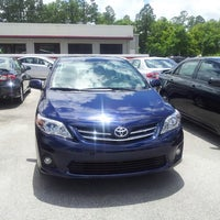 ... Photo Taken At Coggin Toyota At The Avenues By Stephen S. On 6/1 ...