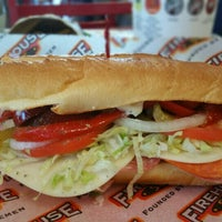 Photo taken at Firehouse Subs by Stephen S. on 9/14/2015