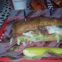 Photo taken at Firehouse Subs by Stephen S. on 1/17/2013
