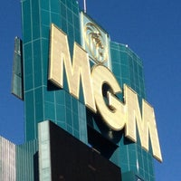 4/29/2013 tarihinde Terri R.ziyaretçi tarafından MGM Grand Hotel & Casino'de çekilen fotoğraf